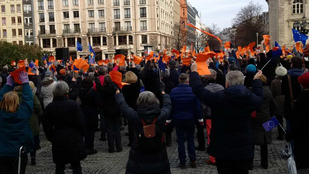 Pulse of Europe - jetzt auch in Berlin