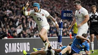 Inglaterra gana a Italia y acaricia un nuevo Seis Naciones