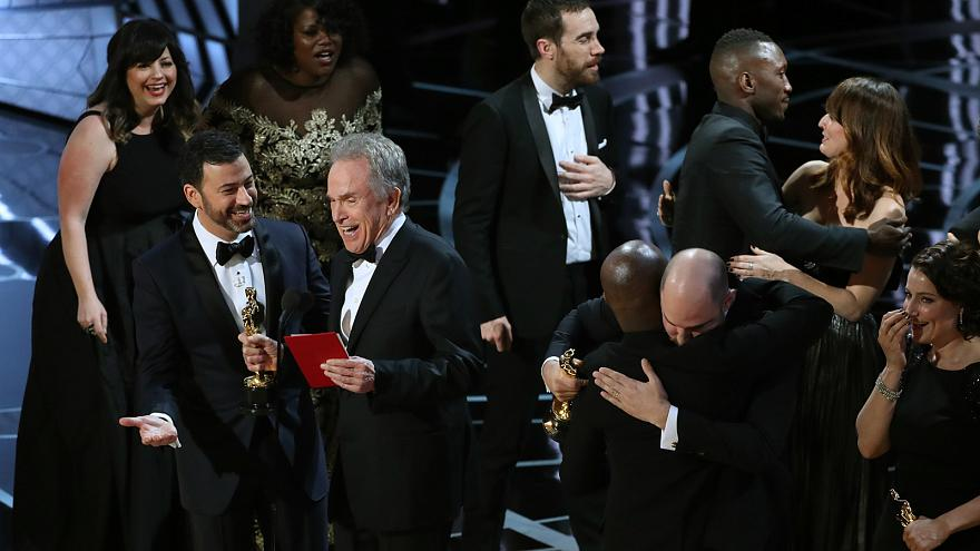 "Oscars : ""Moonlight"" éclipse (un peu) ""La la Land"""