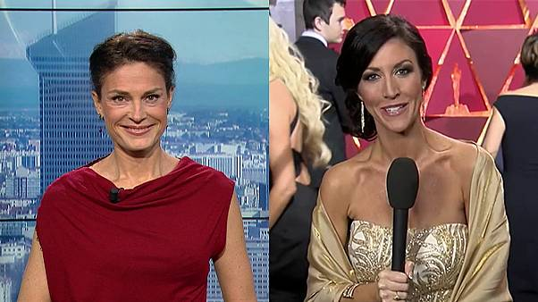 """Ha sido una gran noche para Damien Chazelle"", Marci González, de ABC News"
