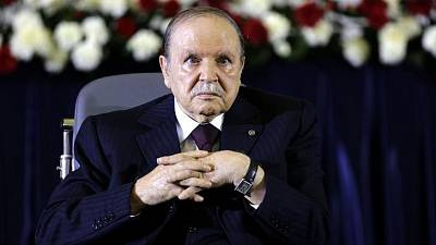 President Abdelaziz Bouteflika is 'doing well' despite health scare