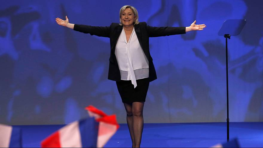 Why Marine Le Pen will not be the next French president