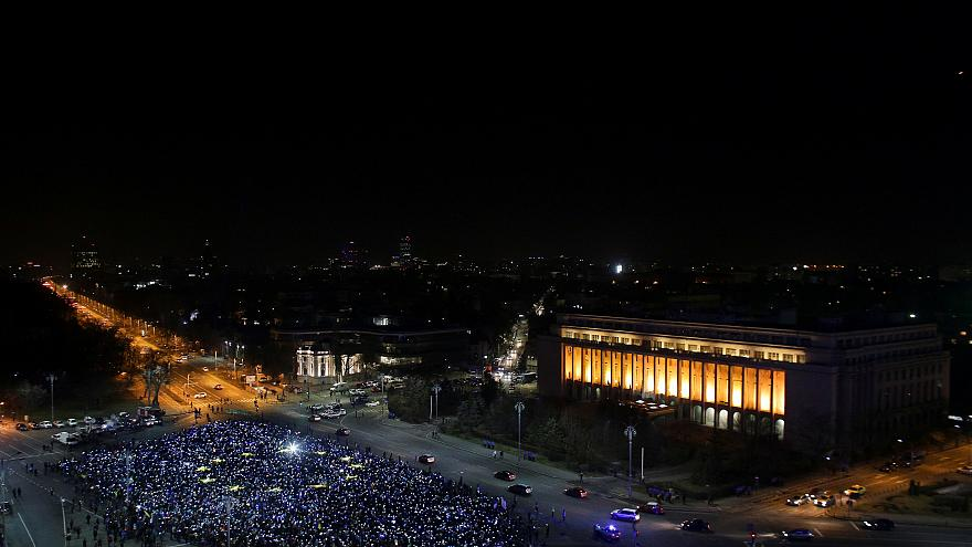 Five things Europe could learn from the protests in Romania