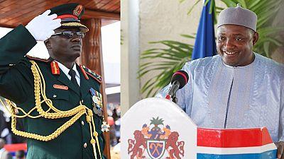 Gambie : le chef détat-major de l'armée Ousmane Badjie limogé