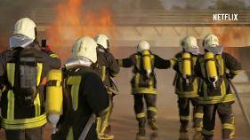 'The White Helmets,' volunteer civil defence film in Syria wins Oscar