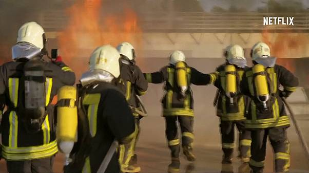 """The White Helmets"" gana el Óscar al mejor corto documental"
