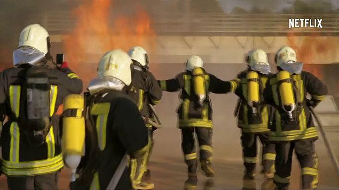 """Oscar für """"White Helmets"""": Wie Freiwillige Zivilisten aus Trümmern retten"""