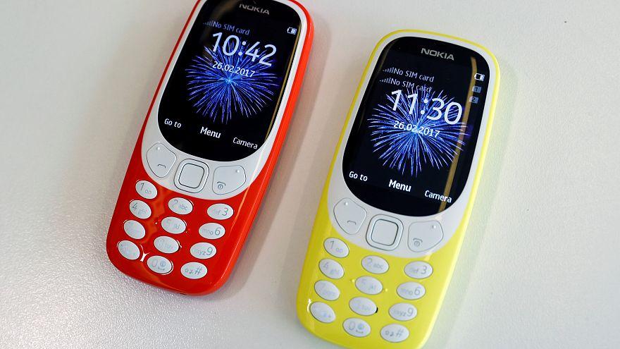 Nokia 3310 ile geri dönüyor