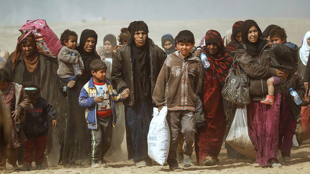 Ofensiva em Mossul: Ponte é o próximo objetivo