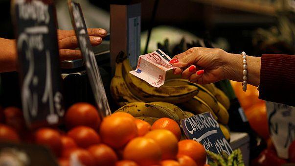 افزایش نرخ تورم در اسپانیا