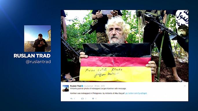 German hostage beheaded by ISIL affiliated group in the Philippines