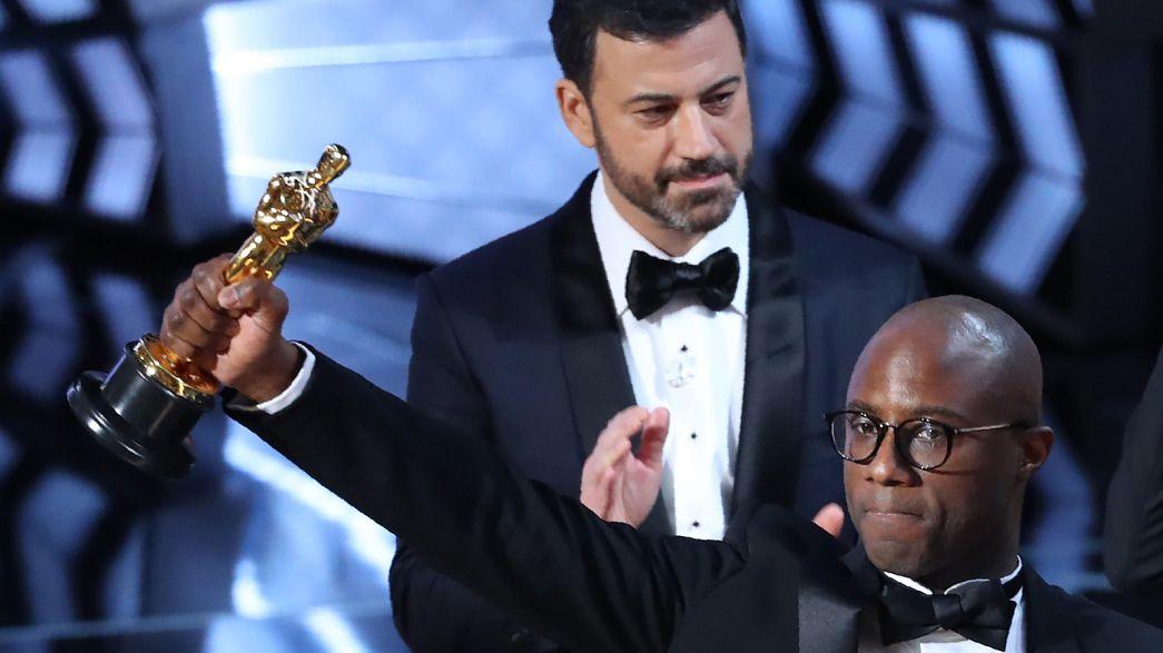 'In Moonlight Black Boys Look Blue' divine diversity at the Oscars
