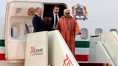 Morocco plans to withdraw forces in Western Sahara