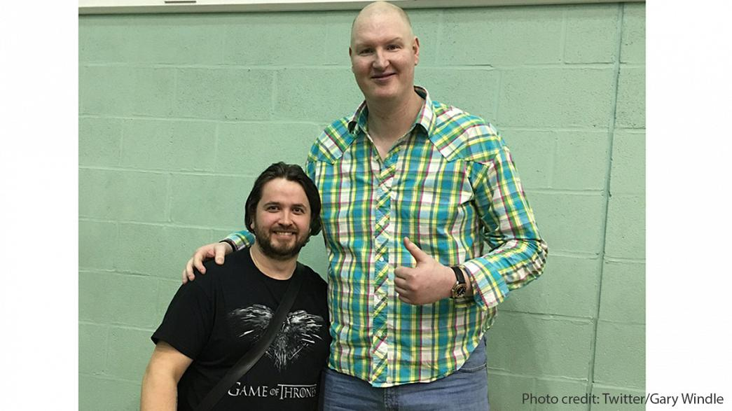 Neil Fingleton: Game of Thrones actor and 'UK's tallest man' dies aged 36