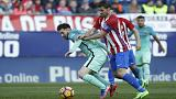 Barca's Messi seals much-needed win against Atletico