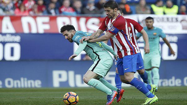 Lionel Messi sauve (encore) le Barça