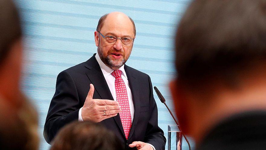 Németország: Martin Schulz egyre népszerűbb jelölt
