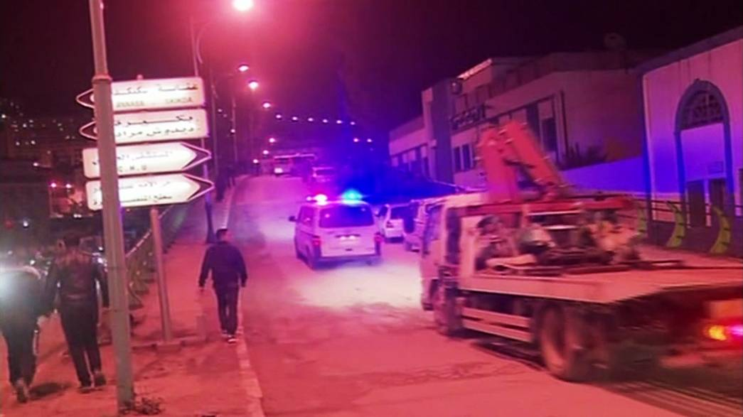 Selbstmordanschlag in Algerien mit mehreren Verletzten
