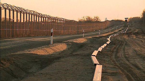 Угорщина будує новий паркан на кордоні