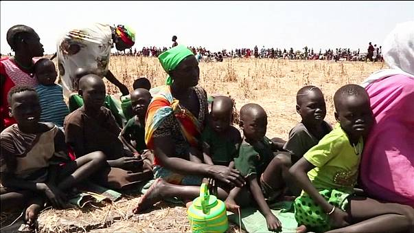 Situación límite en Sudán del Sur