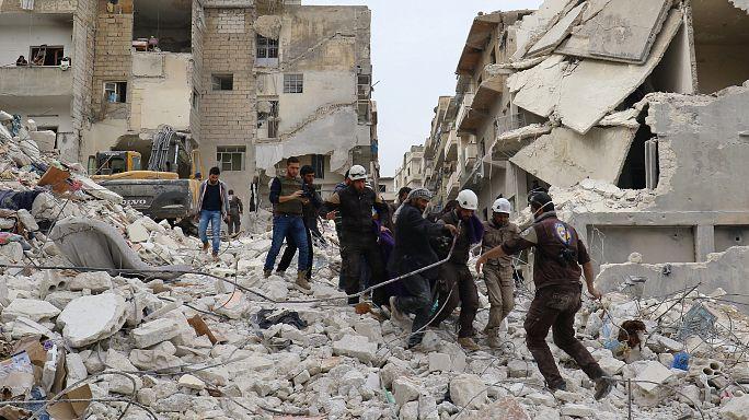Συρία: Νέοι βομβαρδισμοί σκορπούν τον θάνατο
