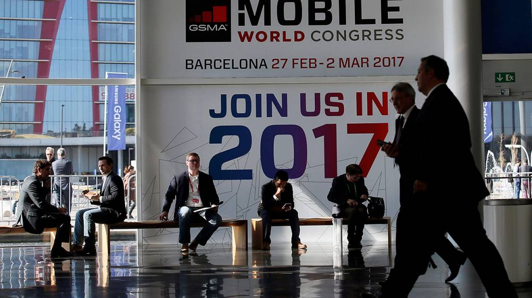 Télécoms : les marques rivalisent d'innovations à Barcelone