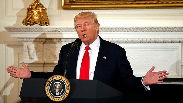 """Donald Trump pour une """"augmentation historique"""" du budget de la défense"""