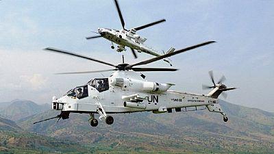 Centrafrique : un rebelle tué dans des frappes de l'ONU