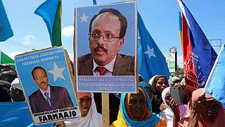 Profile: Somalia's 'cheese' President, Mohammed Abdullahi Mohammed 'Farmajo'