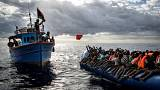 """""""فرونتيكْسْ"""" تتهم المنظمات غير الحكومية بالتشجيع على الهجرة السرية إلى أوروبا"""