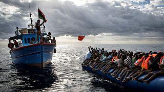 Flucht übers Mittelmeer: Frontex-Chef ruft NGOs zum Strategieabgleich auf