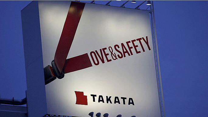 Takata einigt sich auf Milliardenvergleich wegen Airbag-Defekts