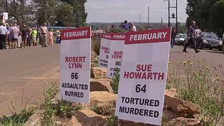 Afrique du Sud: Trois suspects jugés pour le meurtre d'une Britannique