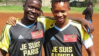 Kenya: footballeur d'un bidonville pour une poignée de shillings