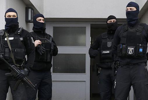 La Policía alemana registra varios inmuebles vinculados al islamismo radical