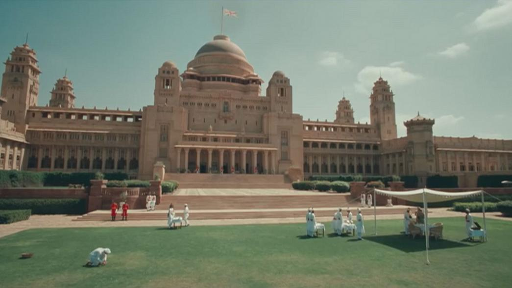 """Viceroy's House"" retrace la douloureuse partition des Indes"