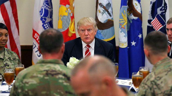 Trump savunma harcamalarını 54 milyar dolar artırıyor