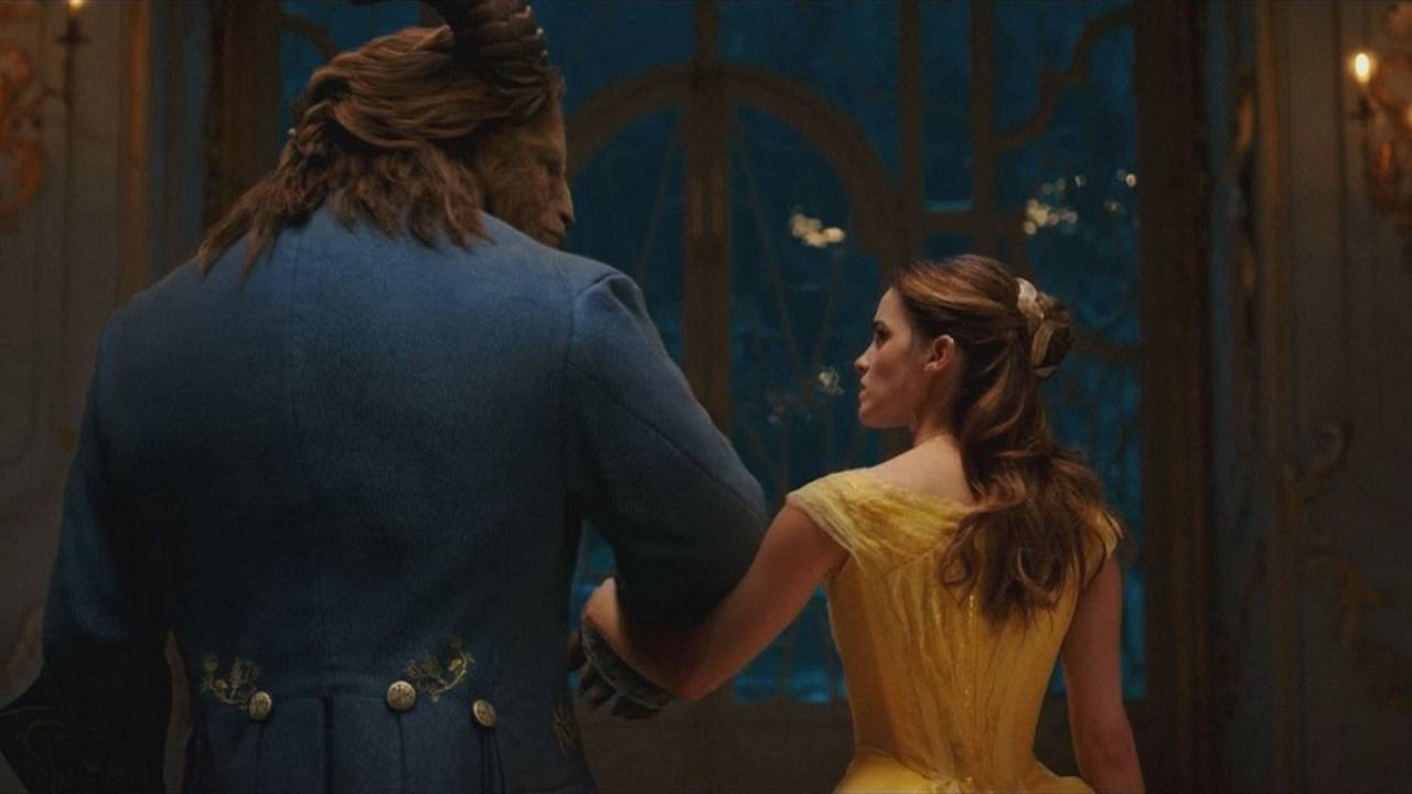 'Beauty and The Beast' an unapologetically romantic adaptation of the Disney fairy-tale