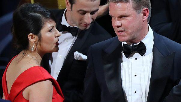 Twitternder PwC-Partner schuld an Oscar-Fiasko?