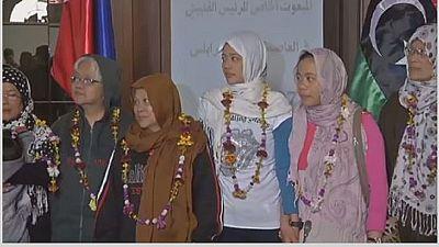 Libya: Filipino medical staff freed