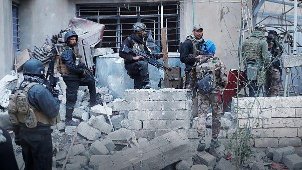 La batalla de Mosul se va decantando del lado del Ejército iraquí