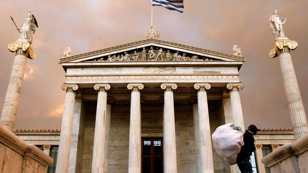 Greek bailout talks restart