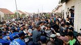Batı Şeria'da tahliye gerginliği