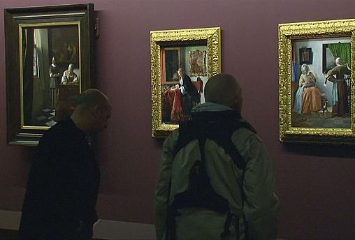 Landmark exhibition of the major works of the Dutch master Johannes Vermeer at the Louvre