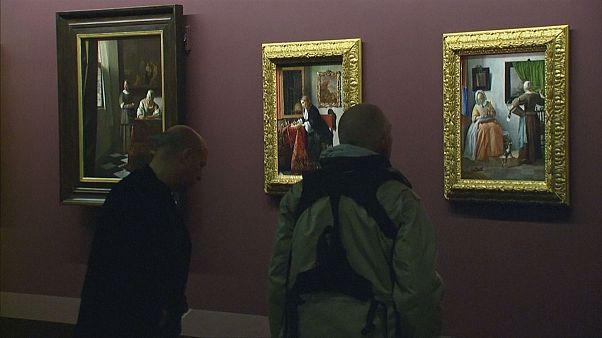 Vasta retrospetiva da obra de Johannes Vermeer no Louvre