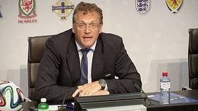 Former FIFA official Valcke to appeal ban from football