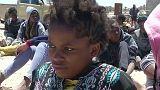 """يونيسف: أطفال مهاجرون يتعرضون للانتهاكات في """"الرحلة المميتة"""" بين ليبيا و ايطاليا"""