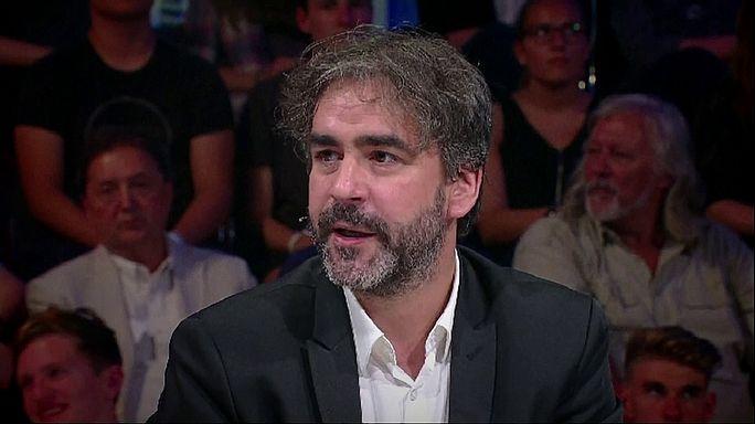 Campaña en Alemania para pedir la libertad de un periodista acusado de propaganda terrorista