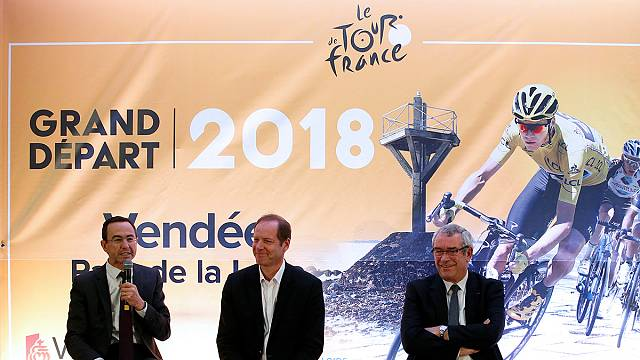 2018 Tour de France Grand Depart announced