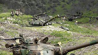 5 tote Soldaten und gegenseitige Schuldzuweisungen zwischen Armenien und Aserbaidschan